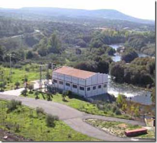 Central Hidroeléctrica Jerte / Plasencia, España / 2002