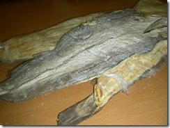 charqui de pescada