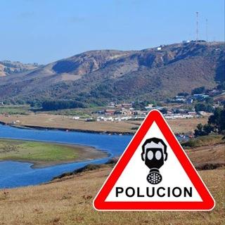 PELIGRO POLUCIÓN EN LA BOCA