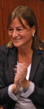Ministra María Ignacia Benítez,