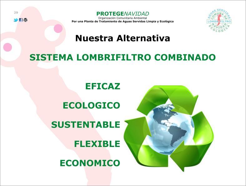 Sistema de tratamiento de aguas servidas ecológico Alternativa limpia y económica