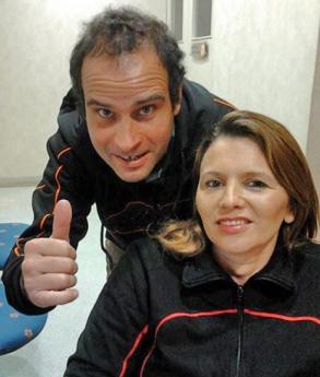 CARLO DE GAVARDO Y MARGARITA MADRID - 2012